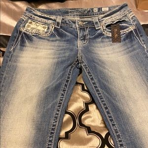Brand New with Tags Miss Me Jeans size 30